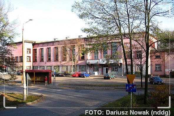 Dąbrowa Górnicza Dom Kultury Ząbkowice