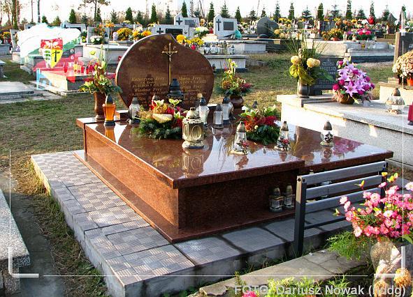 Katolicki cmentarz komunalny, ul