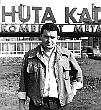 """Jacek Cieślicki (FOTO: autor nieznany. Archiwum NSZZ """"SOLIDARNOŚĆ"""" HUTY KATOWICE)"""