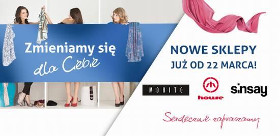 32a8ef0032503b 22 marca br. ofertę Centrum Handlowego Pogoria w Dąbrowie Górniczej ...